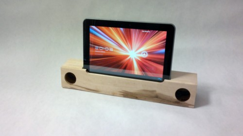 Acoustic speakers for samsung galaxy tab