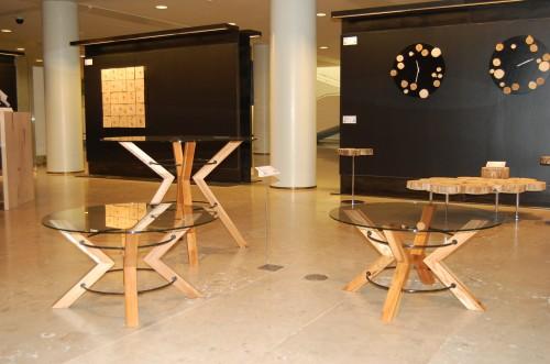 Woodism Virka Galleriassa - Äksät