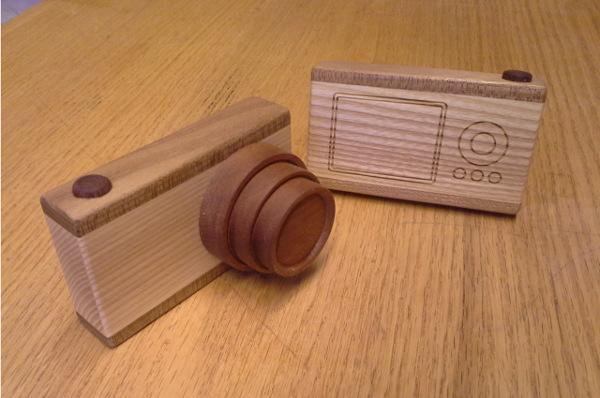 puinen kamera digipokkari